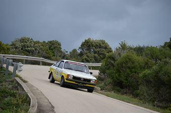Tricomi Nicola,Consigio Roberto(Opel Kadet Gte,Team Bassano,#23), CAMPIONATO ITALIANO RALLY AUTO STORICHE