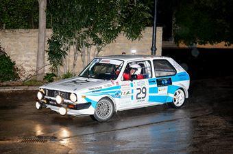 Cuccu Santino,Tendas Angelo(Vw Golf gti,#29), CAMPIONATO ITALIANO RALLY AUTO STORICHE