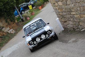 Campedda Gianfranco,Achenza Stefano(Fiat 128 rally,#43), CAMPIONATO ITALIANO RALLY AUTO STORICHE