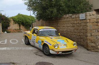 Bianco Cesare,Casazza Stefano(Lotus Elan,Rally&co,#46), CAMPIONATO ITALIANO RALLY AUTO STORICHE