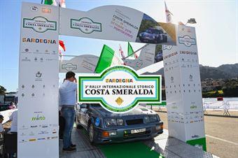 Colore, CAMPIONATO ITALIANO RALLY AUTO STORICHE