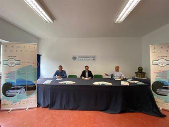 Presentazione 3°Rally Storico Costa Smeralda, CAMPIONATO ITALIANO RALLY AUTO STORICHE