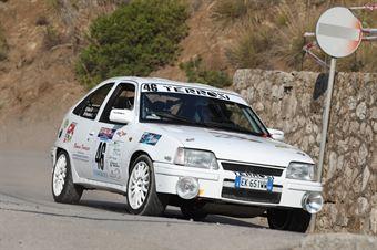 Pierluvio Leonardo,Neri Barbara(Opel Kadet,Alex Group,#46), CAMPIONATO ITALIANO RALLY AUTO STORICHE