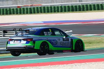 Dionisio Ermanno Barri Giacomo, Audi RS3 LMS TCR DSG #3, Team Italy, TCR DSG ITALY ENDURANCE