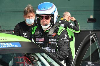 Gal Szabolcs Toth Csaba, Cupra TCR DSG #55, Zengo Motorsport, TCR DSG ITALY ENDURANCE