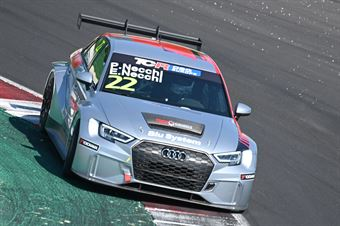 Necchi Piero Necchi Eduardo, Audi RS3 LMs TCD DSG #22, Tecniengines, TCR DSG ITALY ENDURANCE