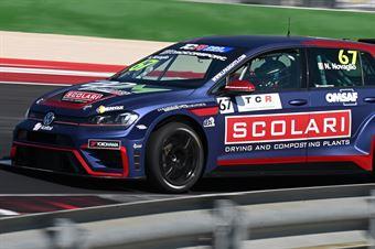 Novaglio Nicola, Volkswagen Golf GTI TCR #67, Elite Motorsport, TCR DSG ITALY ENDURANCE