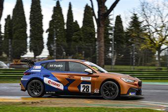 Paolino Federico, Cupra Leon Compet. TCR #28, TCR ITALY TOURING CAR CHAMPIONSHIP