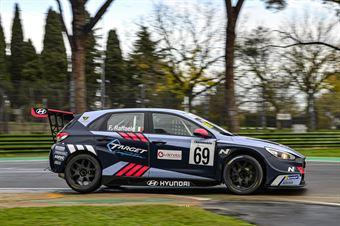 Raffaele Francesca, Hyundai i30 N TCR #69, Target Competition, TCR ITALY TOURING CAR CHAMPIONSHIP