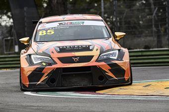 Leonov Evgeniy, Cupra TCR SEQ #85, Volcano Motorsport, TCR ITALY TOURING CAR CHAMPIONSHIP