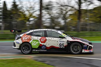 Akhmadov Ibragim, Honda Civic FK7 TCR #95, MM Motorsport, TCR ITALY TOURING CAR CHAMPIONSHIP