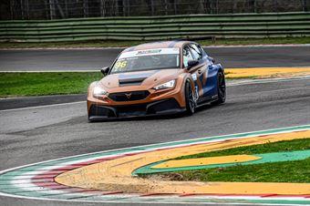 Mikel Azcona, Cupra TCR SEQ #96, Girasole, TCR ITALY TOURING CAR CHAMPIONSHIP
