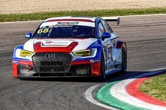 Brigliadori Eric, Audi RS3 LMS SEQ #68, BF Motorsport, TCR ITALY TOURING CAR CHAMPIONSHIP