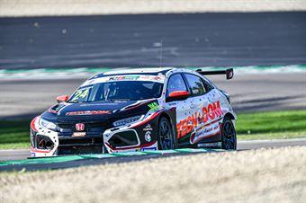 Giacon Jonathan, Honda Civic FK7 TCR #24, MM Motorsport, TCR ITALY TOURING CAR CHAMPIONSHIP