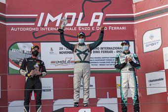 Podium TCR Race1, TCR ITALY TOURING CAR CHAMPIONSHIP