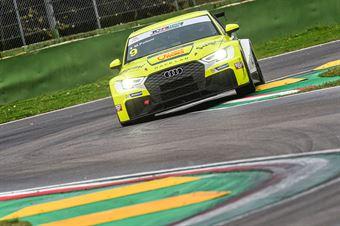 Poloni Matteo, Audi Rs3 LMS DSG #9, TCR ITALY TOURING CAR CHAMPIONSHIP