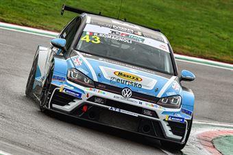 Romagnoli Riccardo, Volkswagen Golf GTI DSG TCR #43, TCR ITALY TOURING CAR CHAMPIONSHIP