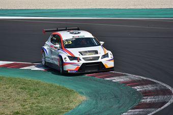 Antonello Fabio, Cupra TCR DSG #23, TCR ITALY TOURING CAR CHAMPIONSHIP