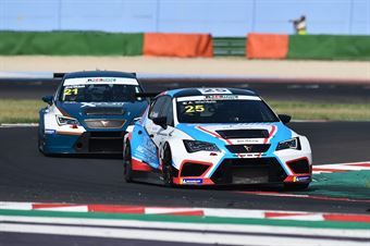 Giardelli Alessandro, Cupra TCR DSG #25, TCR ITALY TOURING CAR CHAMPIONSHIP