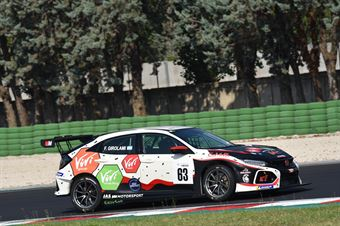Girolami Franco, Honda Civic FK7 TCR #63, TCR ITALY TOURING CAR CHAMPIONSHIP