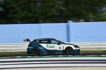 Guida Nicola, Cupra TCR DSG #21, Girasole, TCR ITALY TOURING CAR CHAMPIONSHIP