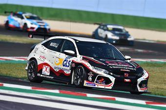 Mugelli Massimiliano, Honda Civic FK7 TCR #64, TCR ITALY TOURING CAR CHAMPIONSHIP