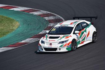 Paolino Federico; Honda Civic FK2 TCR #28, TCR ITALY TOURING CAR CHAMPIONSHIP