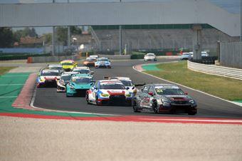 Partenza Gara2, TCR ITALY TOURING CAR CHAMPIONSHIP