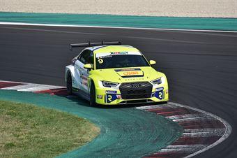 Poloni Matteo, Audi RS3 LMS DSG #9, , TCR ITALY TOURING CAR CHAMPIONSHIP