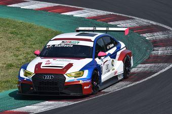 Raffaele Francesca, Audi RS3 LMS SEQ #69, BF Motorsport, TCR ITALY TOURING CAR CHAMPIONSHIP