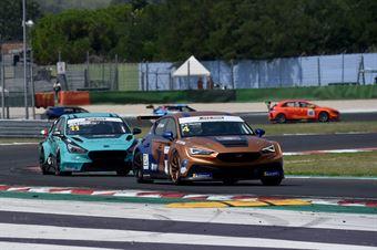 Salvatore Tavano, Cupra Leon Compet. TCR #4, Girasole, TCR ITALY TOURING CAR CHAMPIONSHIP