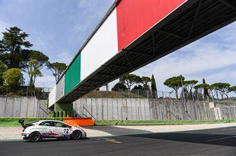 Caiola Alessio, Honda Civic FK2 TCR #72, TCR ITALY TOURING CAR CHAMPIONSHIP