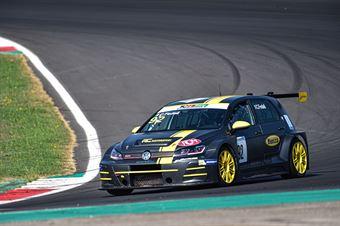 Fedeli Carlotta, Volkswagen Golf GTI DSG TCR #92, TCR ITALY TOURING CAR CHAMPIONSHIP