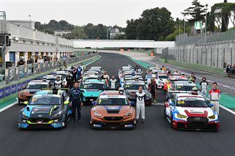 foto di gruppo TCR 2020, TCR ITALY TOURING CAR CHAMPIONSHIP