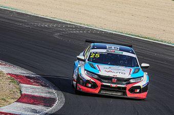 Giardelli Alessandro, Honda Civik FK7 TCR #25, MM Motorsport, TCR ITALY TOURING CAR CHAMPIONSHIP
