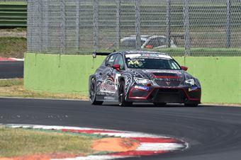 Imberti Michele, Cupa TCR DSG #44, Elite Motorsport, TCR ITALY TOURING CAR CHAMPIONSHIP