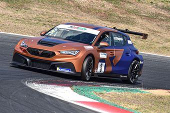 Pellegrinelli Simone, Cupra Leon Compet. TCR #3, Girasole, TCR ITALY TOURING CAR CHAMPIONSHIP