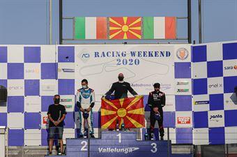 Podio assoluto Gara2, TCR ITALY TOURING CAR CHAMPIONSHIP