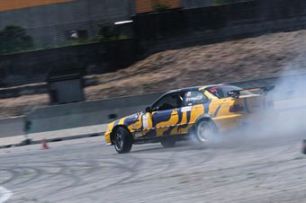 #24 Arianna Corallo   BMW E36   PRO 2 , CAMPIONATO ITALIANO DRIFTING