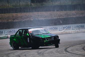 #33 Leonardo Costantini   BMW E30   PRO 2, CAMPIONATO ITALIANO DRIFTING