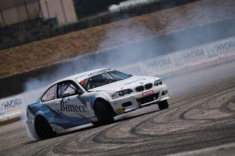 #21 Samuele Milani   BMW M3   PRO 2, CAMPIONATO ITALIANO DRIFTING