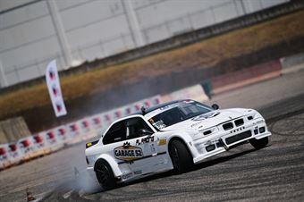#01 Simone Pagani   BMW M3 Turbo   PRO, CAMPIONATO ITALIANO DRIFTING