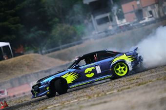 #08 Andrea Cassani   Nissan S14 2JZ   PRO, CAMPIONATO ITALIANO DRIFTING