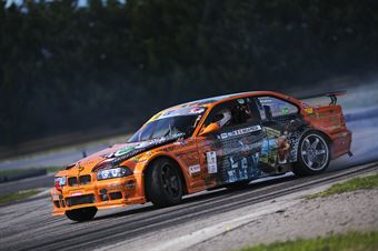 #06 Giovanni Dalla Pozza   BMW E36 Turbo   Pro, CAMPIONATO ITALIANO DRIFTING