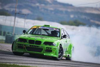 #07 Ivan Bresaola   BMW E46 Turbo   Pro, CAMPIONATO ITALIANO DRIFTING
