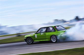 #16 Mattia Conti   BMW E30 V8   Pro, CAMPIONATO ITALIANO DRIFTING