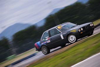 #41 Matteo Schierano   BMW E30   Street Open, CAMPIONATO ITALIANO DRIFTING