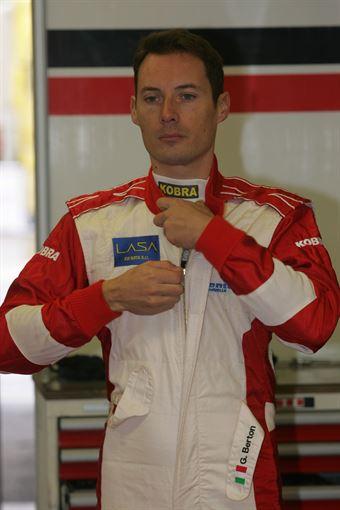 Giovanni Berton (Villorba Corse, Ferrari 458 Italia GT3 #88) , ITALIAN GRAN TURISMO CHAMPIONSHIP