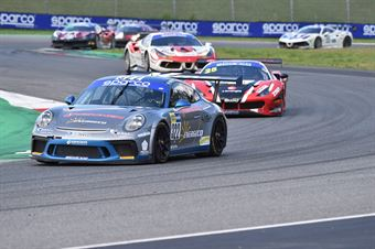 Giovanni Berton Giacomo Riva, Porsche 991 GT3 GT CUP #322, Krypton Motorsport, CAMPIONATO ITALIANO GRAN TURISMO