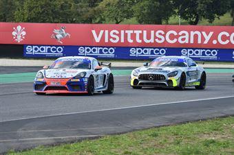 Dario Cerati Giuseppe Ghezzi, Porsche 718 Cayman GT4 AM #275, Autorlando Sport, CAMPIONATO ITALIANO GRAN TURISMO